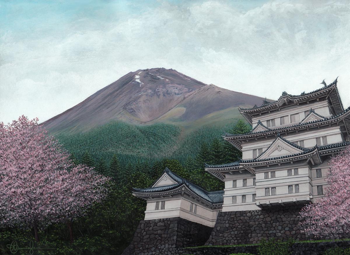 Fuji's Castle