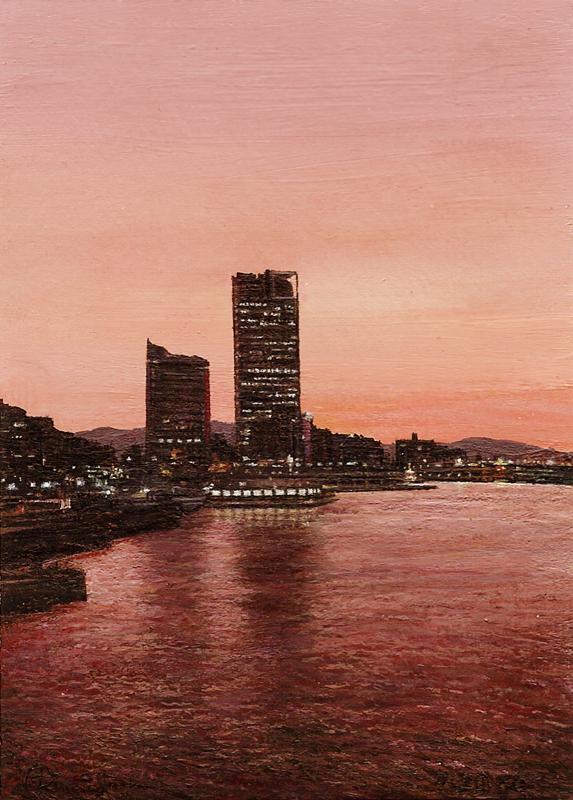 Kagawa Sunset