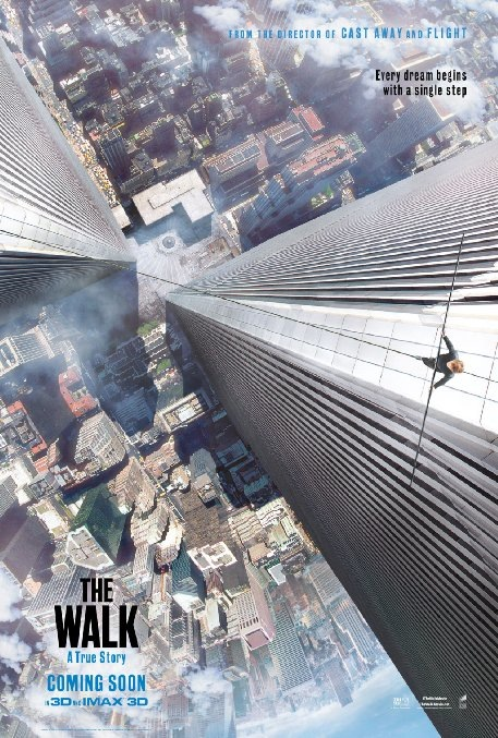 The Walk theatrical poster