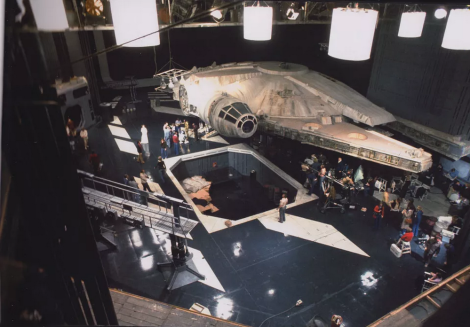 Death Star Hangar