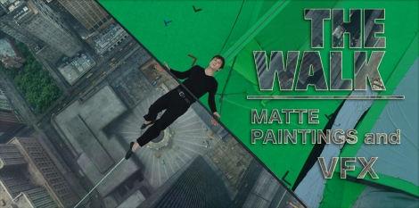 Philippe Petit (Joseph Gordon-Levitt) takes a quick break in 'The Walk'